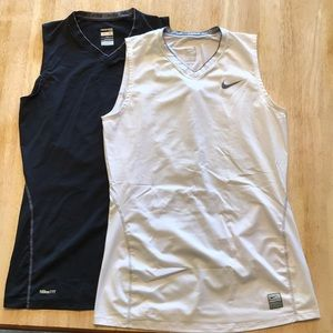 Nike Tops - 2 pack Nike Dri-Fit workout tops